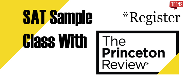 SAT Sample Class with The Princeton Review